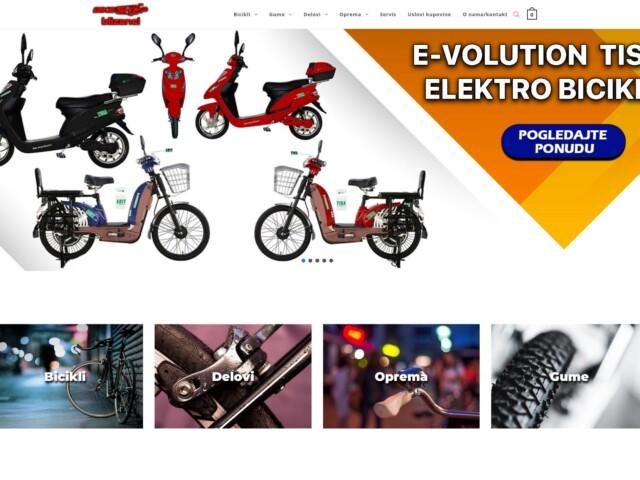 bike shop blizanci